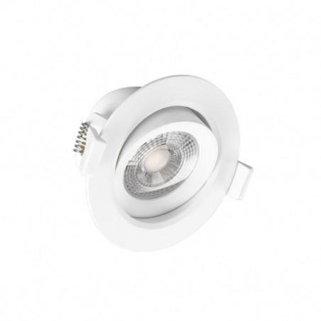 Spot LED Plafond 7 Watt 3000°K Boite