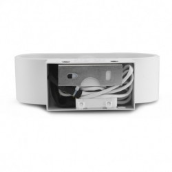 Miidex Lighting - {reference} - Applique Murale LED Blanc 6W 3000°K