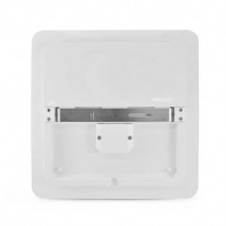 Miidex Lighting - {reference} - Plafonnier LED Carré 18W 4000°K