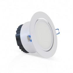 Spot LED Orientable 12W 6000°K + Alimentation Electronique