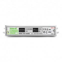 Miidex Lighting - {reference} - Alimentation pour LED 20W - 12V DC