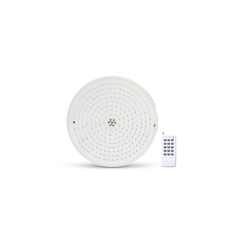 Projecteur LED Piscine PAR56 12VAC 18W RGB + Télécommande RF
