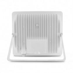 Miidex Lighting - {reference} - Projecteur LED Plat Blanc 50W 3000°K IP65