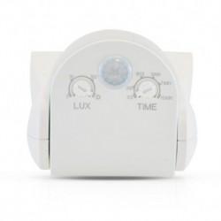 Miidex Lighting - {reference} - Détecteur de mouvement IR SAILLIE IP65 180/360°