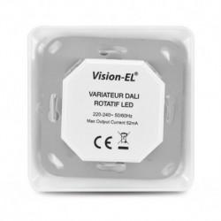 Miidex Lighting - {reference} - Variateur Rotatif DALI LED