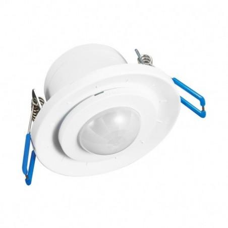 Détecteur de mouvement infrarouge LED encastrable 360°