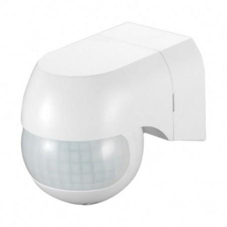 Miidex Lighting - {reference} - Détecteur de mouvement IR SAILLIE IP44 180°