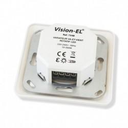 Miidex Lighting - {reference} - Variateur Rotatif Va et Vient LED
