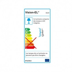 Miidex Lighting - {reference} - Vision-el | Wall Washer LED - 36W - RGB - 24VDC