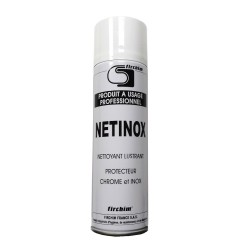 Netinox-Nettoyant Lustrant Protecteur chrome et...
