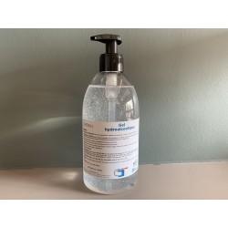 Gel hydroalcoolique - Bactogel - 500 ml