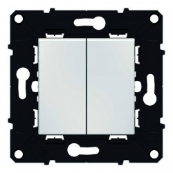 Arnould - 64002 - VV 10A DOUBLE ESP.EVOLUT BLANC
