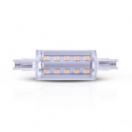 Miidex Lighting - {reference} - Ampoule LED R7S 5W 2700°K