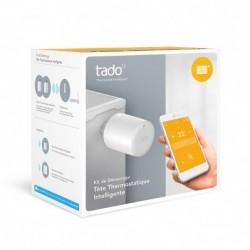 TADO - Kit de démarrage Têtes thermostatiques Intelligentes