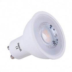 Miidex Lighting - {reference} - Ampoule LED GU10 Spot 6W Dimmable 4000°K