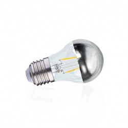 Miidex Lighting - {reference} - Ampoule LED E27 FILAMENT G45 4W 2700°K