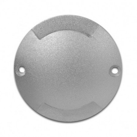 Miidex Lighting - {reference} - Spot LED Balise Rond 2 diffuseurs 1W 4000°K