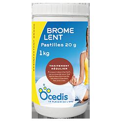 Océdis Brome lent pastilles 20g