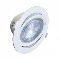 Miidex Lighting - {reference} - Spot LED SMD Orientable 18W 6000°K