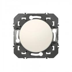 Legrand - 600008 - Double poussoir Dooxie blanc