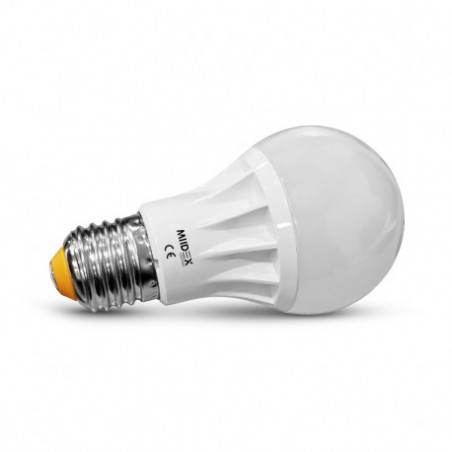 Miidex Lighting - {reference} - Ampoule LED E27 Bulb 6W 3000°K