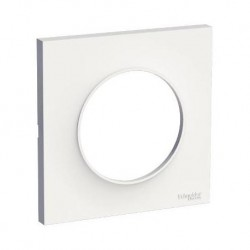 Schneider Electric - {reference} - Schneider Electric - S520702 - ODACE STYL PLAQUE BLC 1P