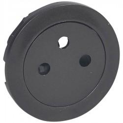 Legrand - {reference} - Legrand - 067911 - Enjoliveur Céliane pour prise 2P+T Surface - graphite