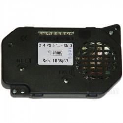 Urmet - {reference} - Urmet - 1035/67 - Monobloc aluminium- Micro HP 1+n fils