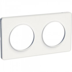 Schneider Electric - S520804 - ODACE TOUCH BLANC 2P71