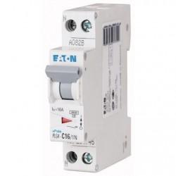 EATON - {reference} - Disjoncteur P+N :  16A 4,5kA (EN 60898) cbe C