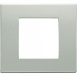 LL- PLAQUE CARREE 2M BLANC
