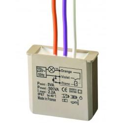 Yokis - {reference} - Yokis - MTR500E -Télérupteur Encastre 500W