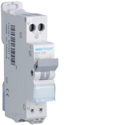 [ MFS702 ] Disjoncteur 1 P+N :  3kA C-2A connexion SanVis 1 Module