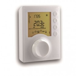 Delta Dore - {reference} - Delta Dore - 6053005 - TYBOX 117 - Thermostat programmable filaire