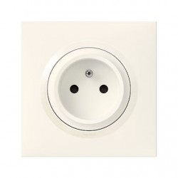 Legrand - {reference} - Legrand - 600728 - PRISE 2P+T FAIBLE ECOMBREM ONE BLANC