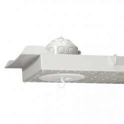 Legrand - {reference} - Legrand - 089591 -10 Couvercles DCL BATIBOX BETOND120MM