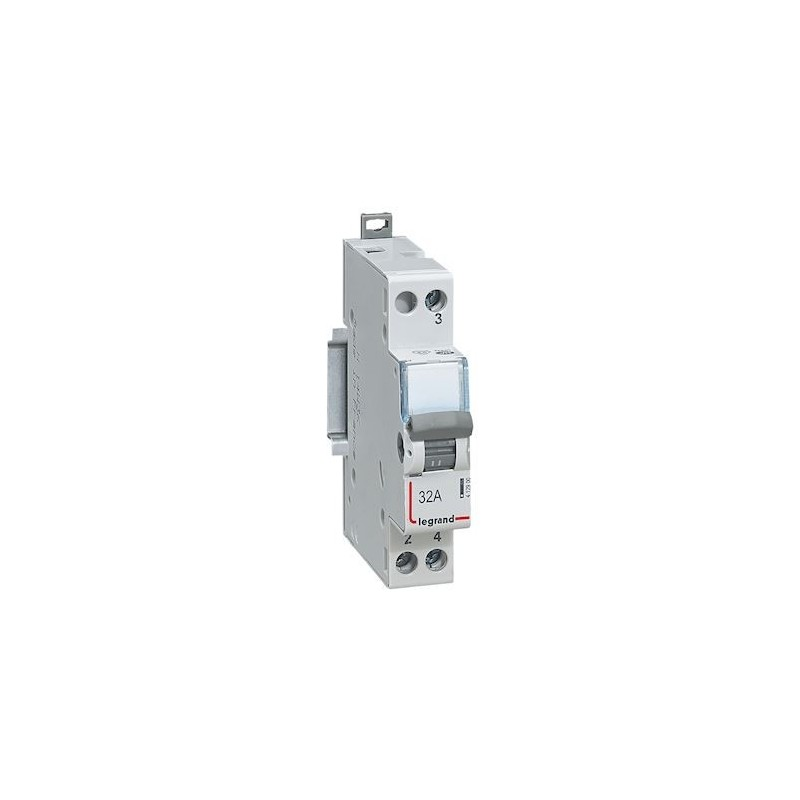 Legrand - {reference} - CX3 INTER INVERSEUR 32A 250V
