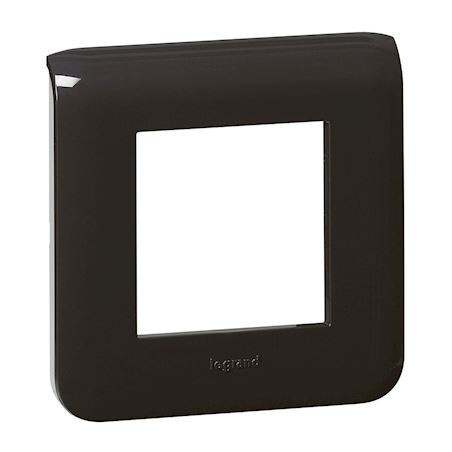 Legrand - {reference} - MOSAIC PLAQUE 2M CONTRASTE