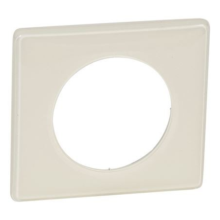 Legrand - {reference} - PLAQUE 1P IVOIRE