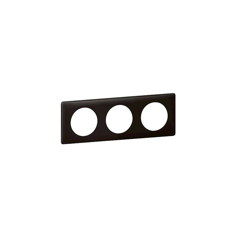 Legrand - {reference} - PLAQUE 3P BASALTE