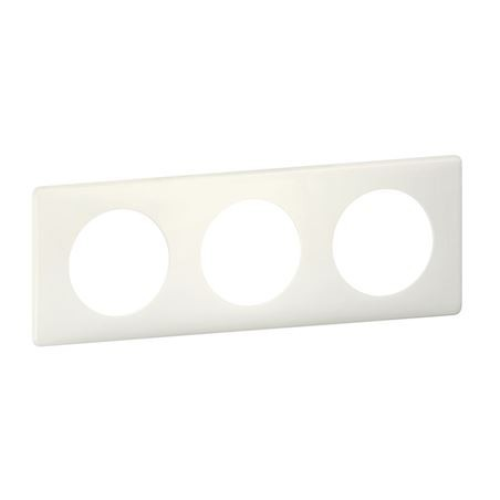 Legrand - {reference} - PLAQUE 3P CRAIE