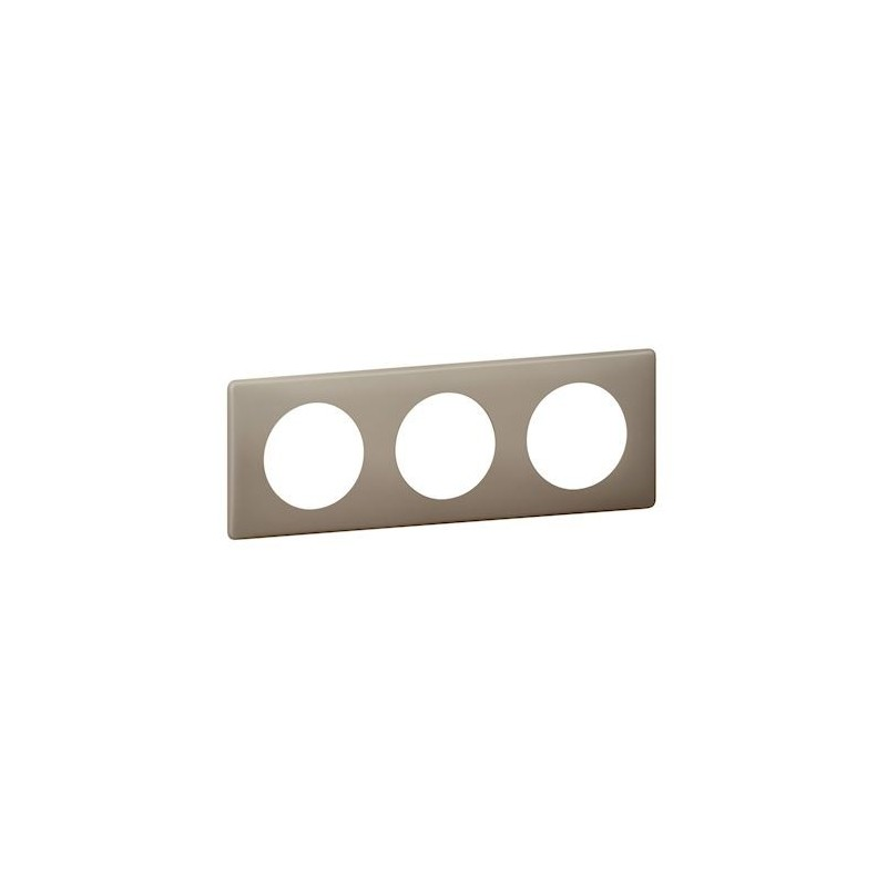 Legrand - {reference} - PLAQUE 3P GRES