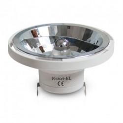 Ampoule LED QR G53 AR111 15W 4000°K