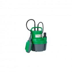 Pompe Vide cave 250W avec interrupteur flotteur
