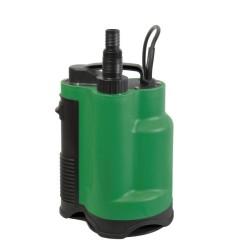 Pompe de puits 750W + flotteur (43M maxi)