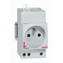 Legrand - 004280-Prise de courant modulaire 10A...