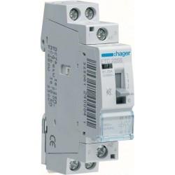 Contacteur Sil. J/N 25A, 2F, 230V