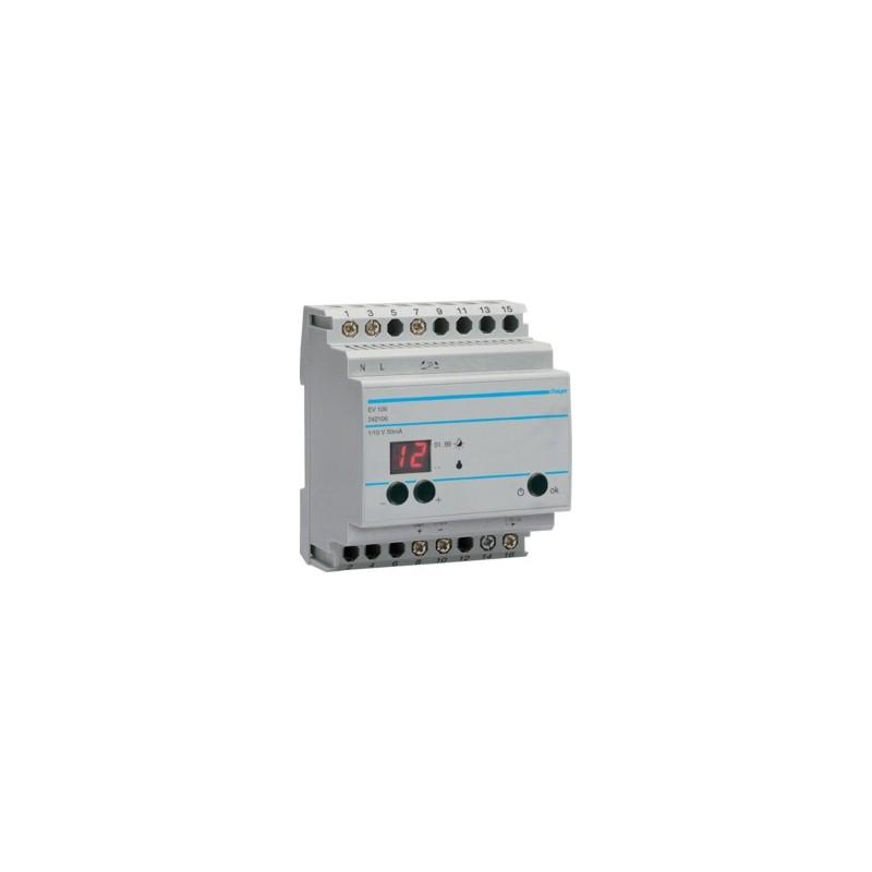 Hager - {reference} - Télévariateur pilote 1-10 V