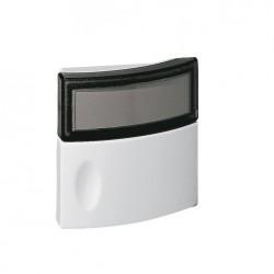 Bouton poussoir Salsa - porte-étiquette - IP 44...